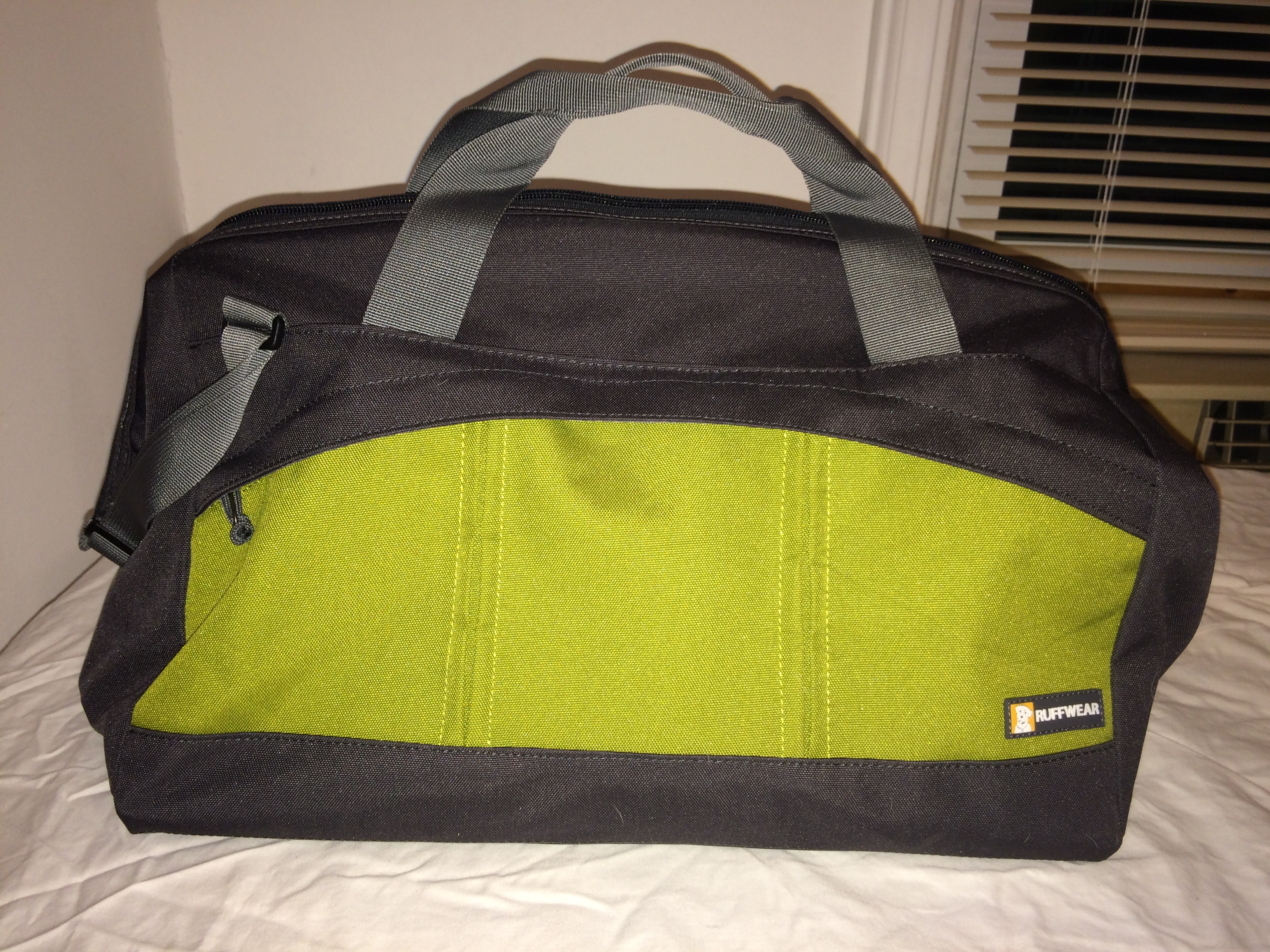 Product Review – Ruffwear Haul Bag