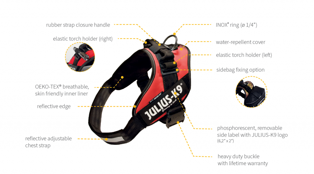 Julius harness