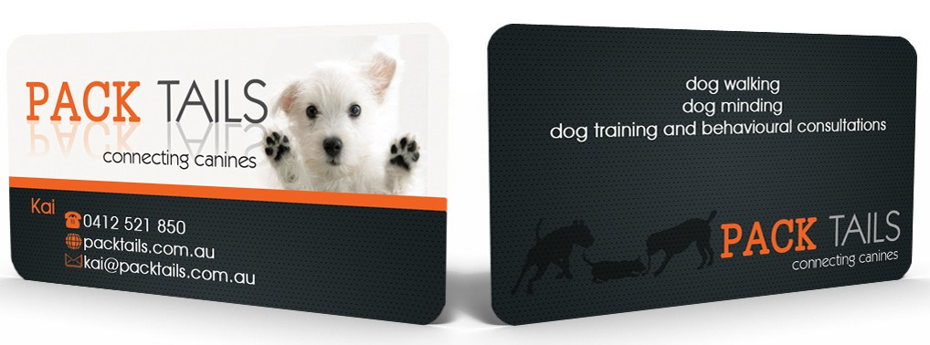 10 Most Creative Dog Training Business Card Ideas