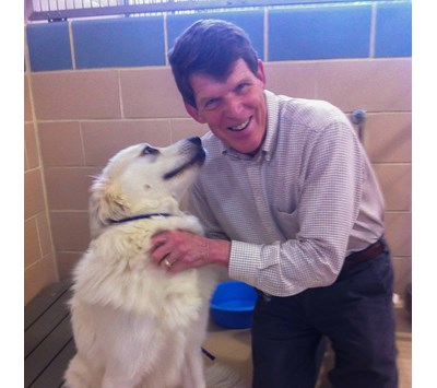 """SPARCS 2015:  """"Reducing Stress of Dogs in Shelters""""  with Michael Hennessy, PhD"""