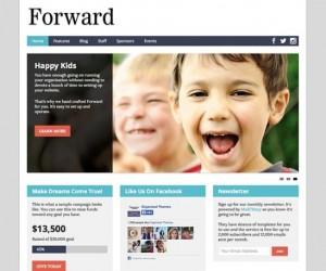 Forward Theme by Organized Themes