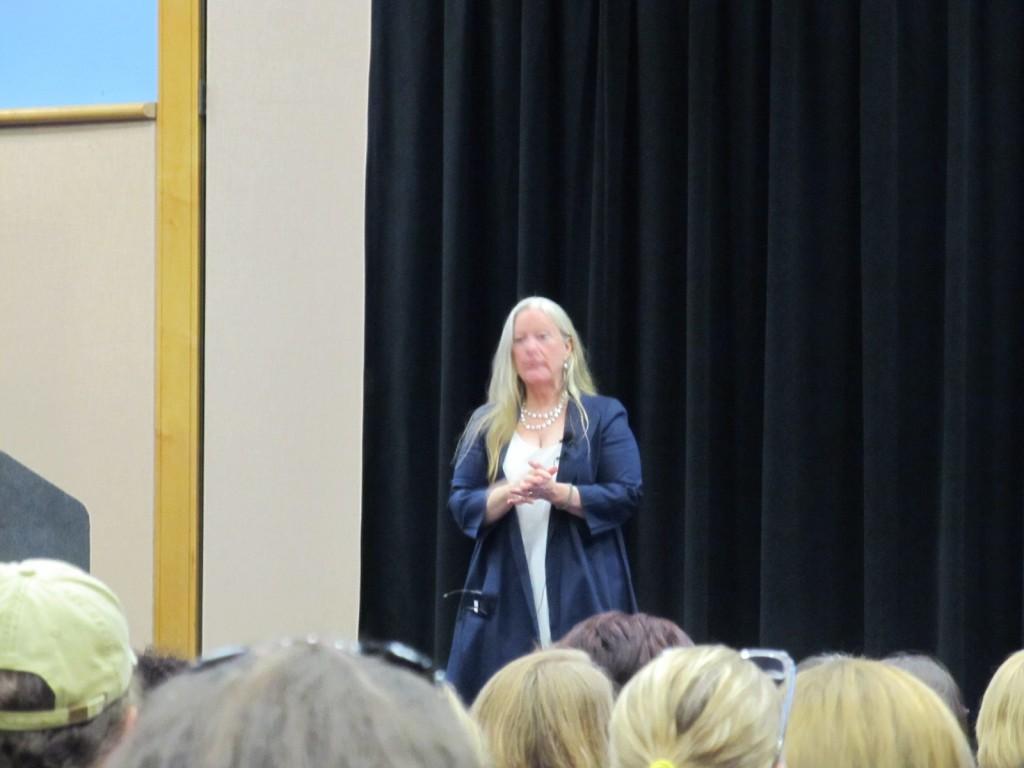 Dr. Karen Overall