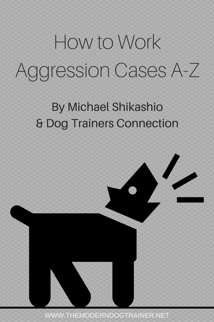 How to Work Aggression Cases A-Z