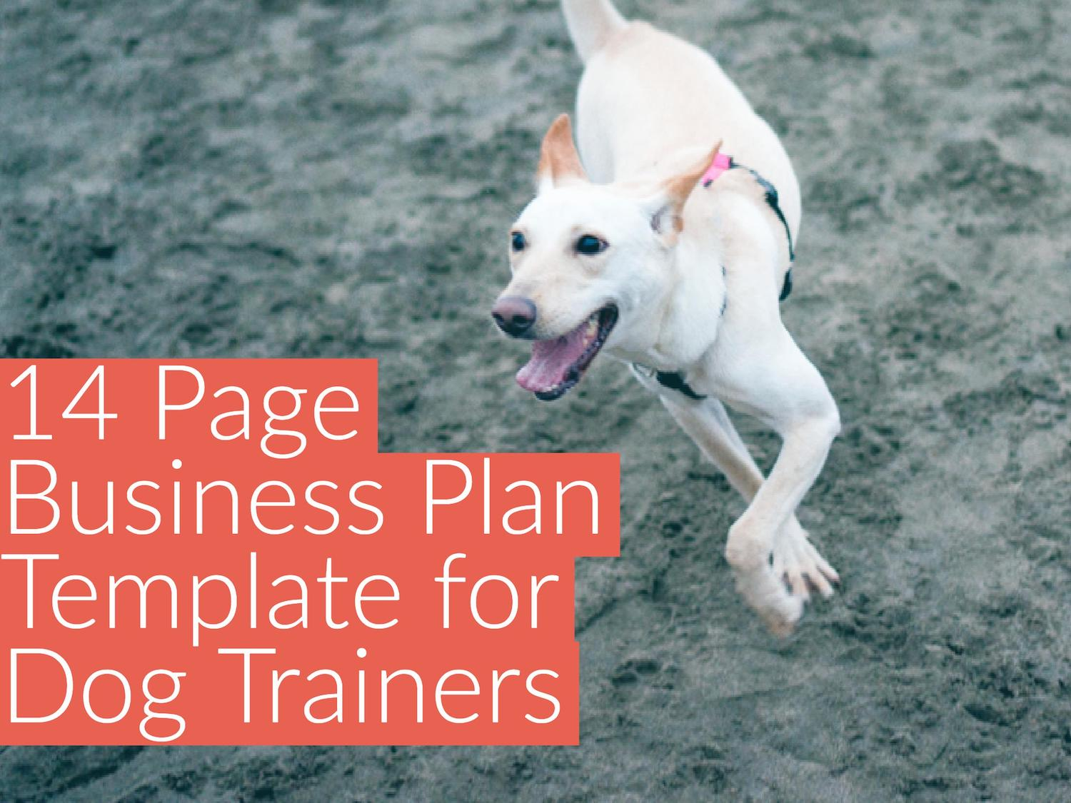 Templates - The Modern Dog Trainer